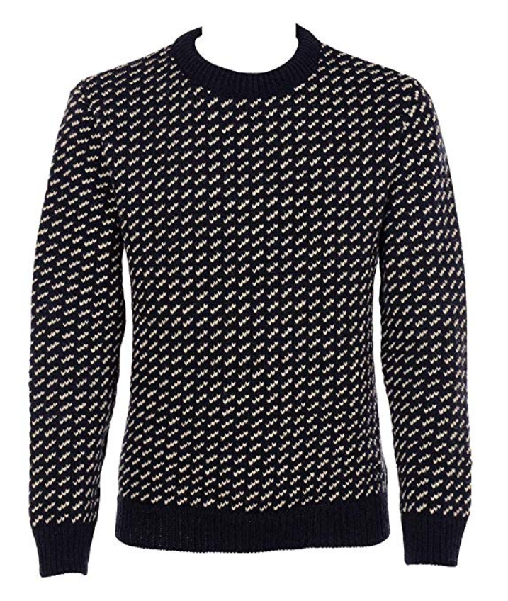 YAYUMI Mens Turtleneck Sweater Casual Wool Cashmere Knitted Sweater Long Sleeve Turtleneck Pullover Tops